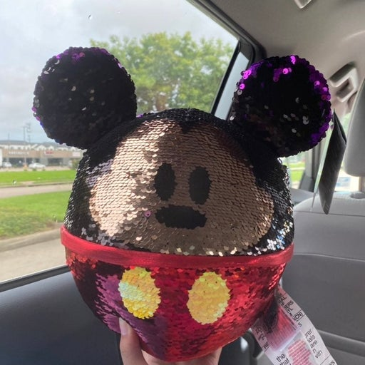 Micky mouse stuffed animal