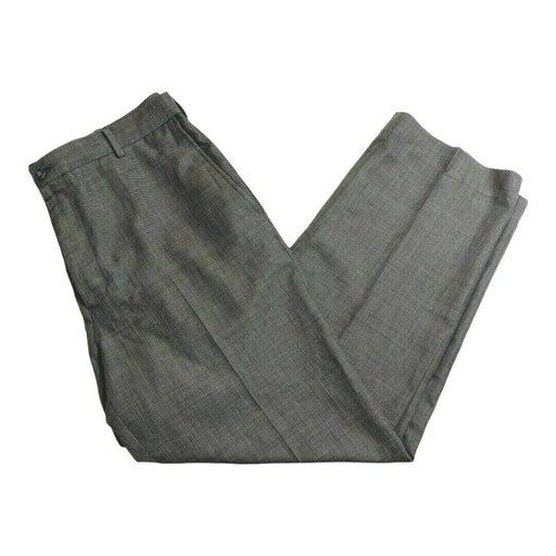 Cubavera Gray Dress Golf Pants Men 34x30