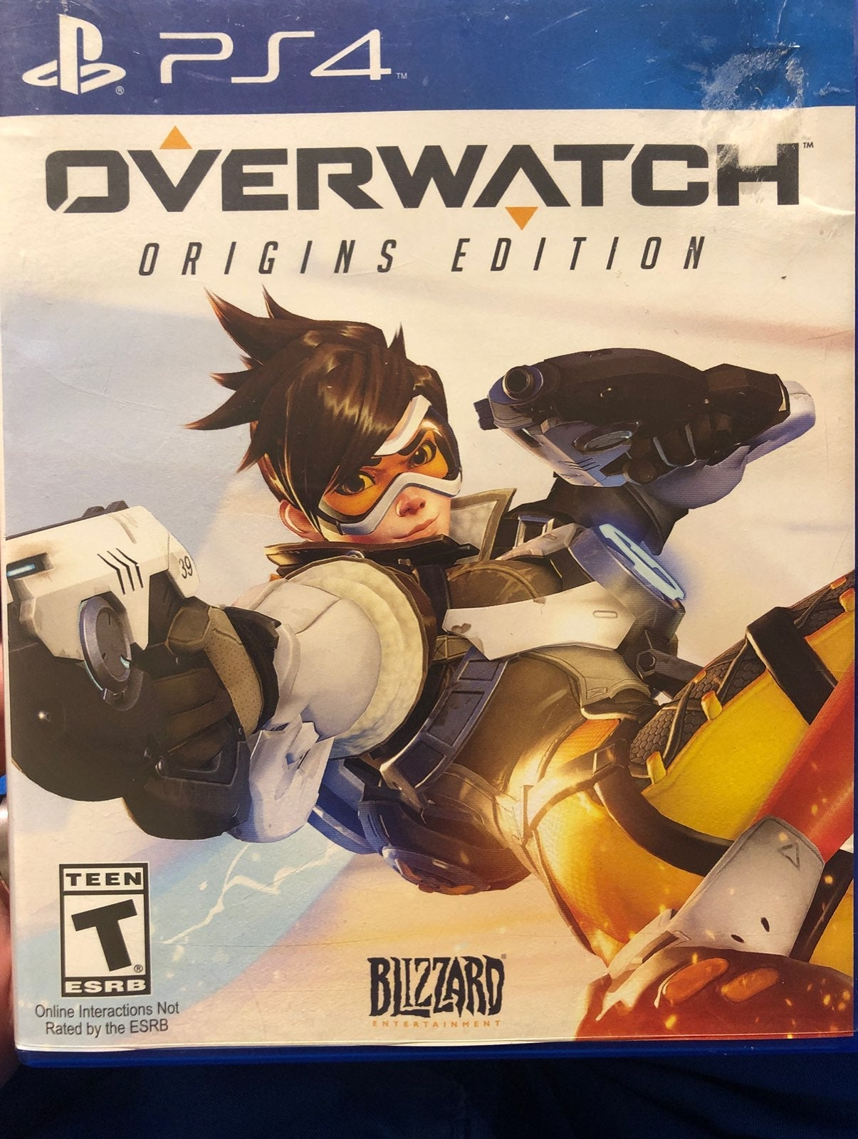 Sony Playstation 4 PS4 Overwatch OE