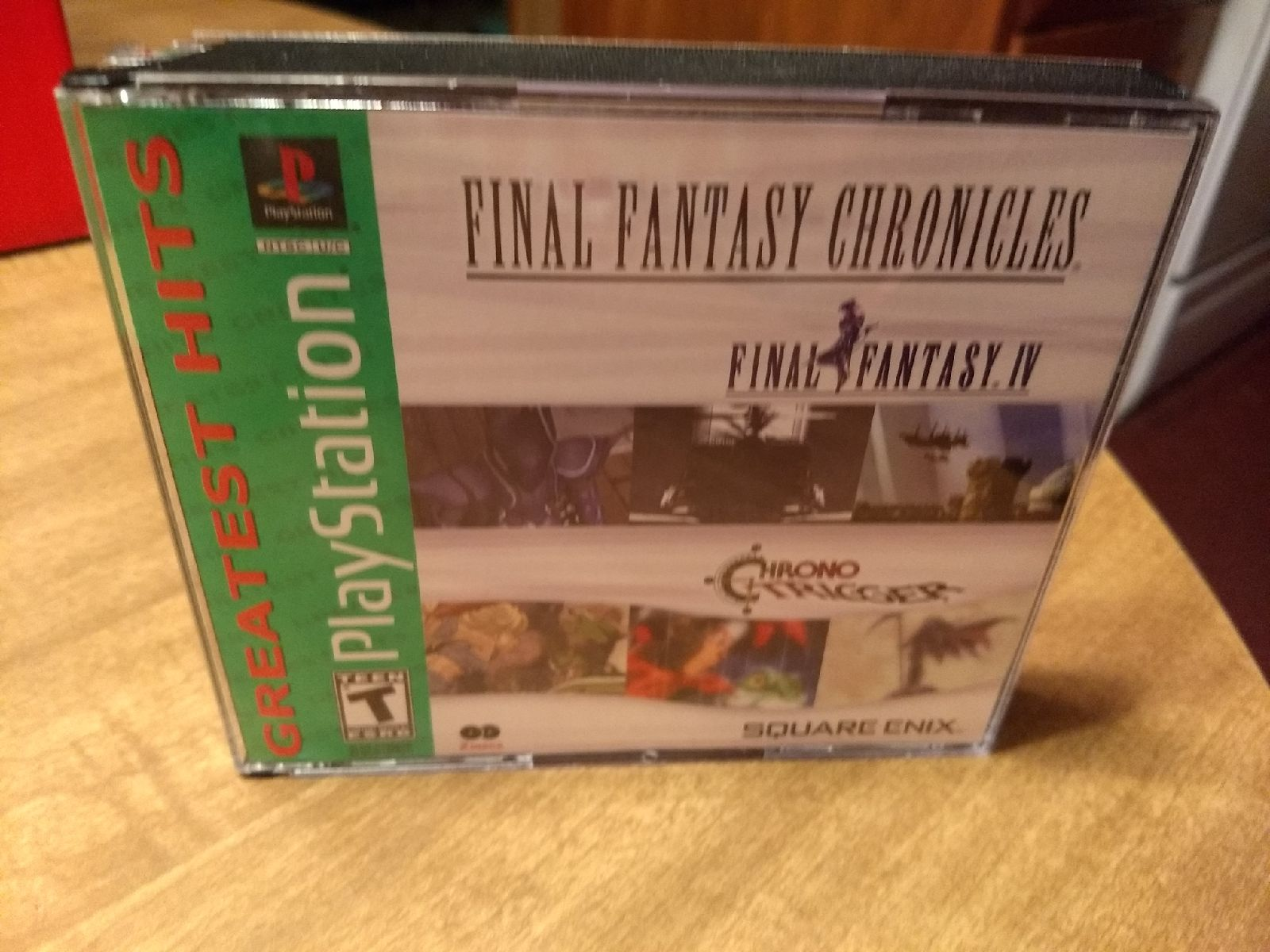 Final Fantasy Chronicles PlayStation 1