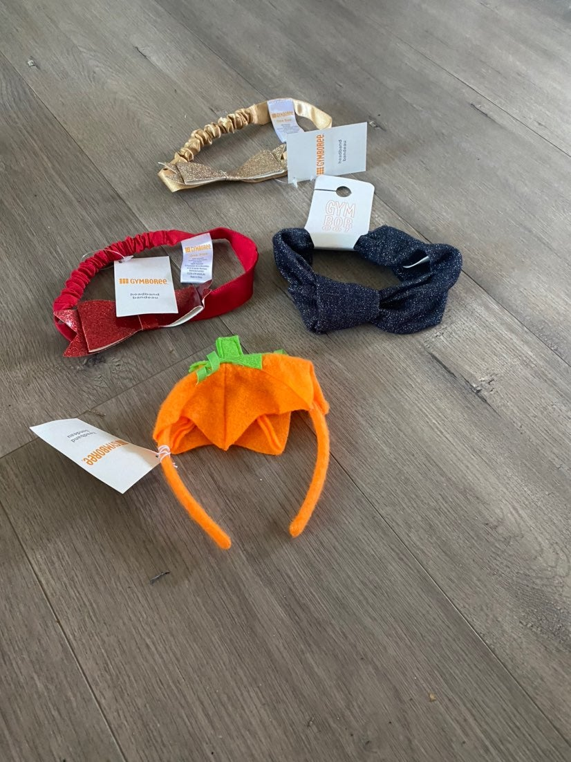 Gymboree Headband Lot