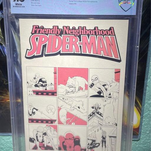 Friendly Neighborhood Spider-Man #4 CBCS