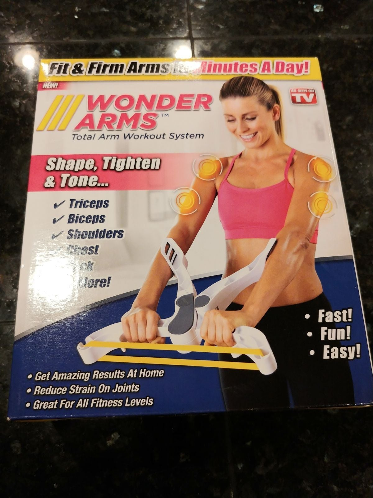 Wonder Arms Strength Slimmer For Arms
