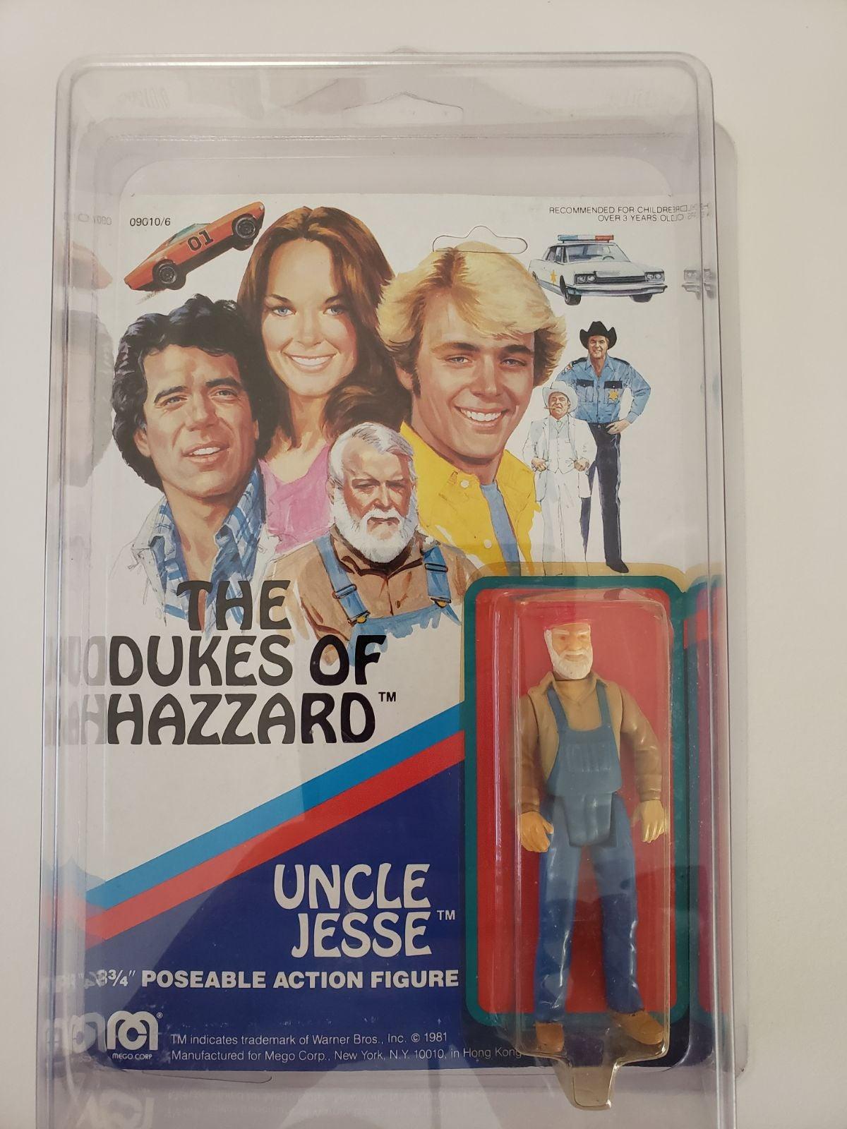 Dukes of Hazard - Uncle Jesse