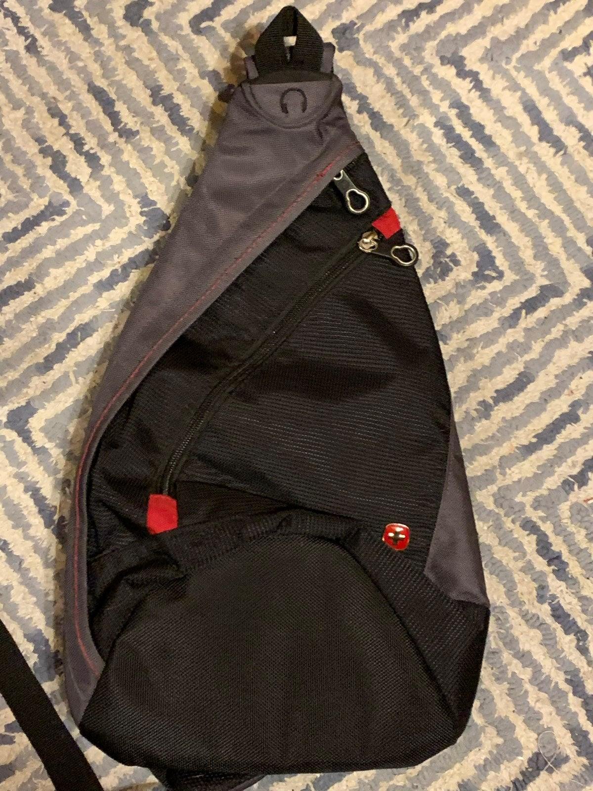 Sling back pack by swiss Army  New, no t
