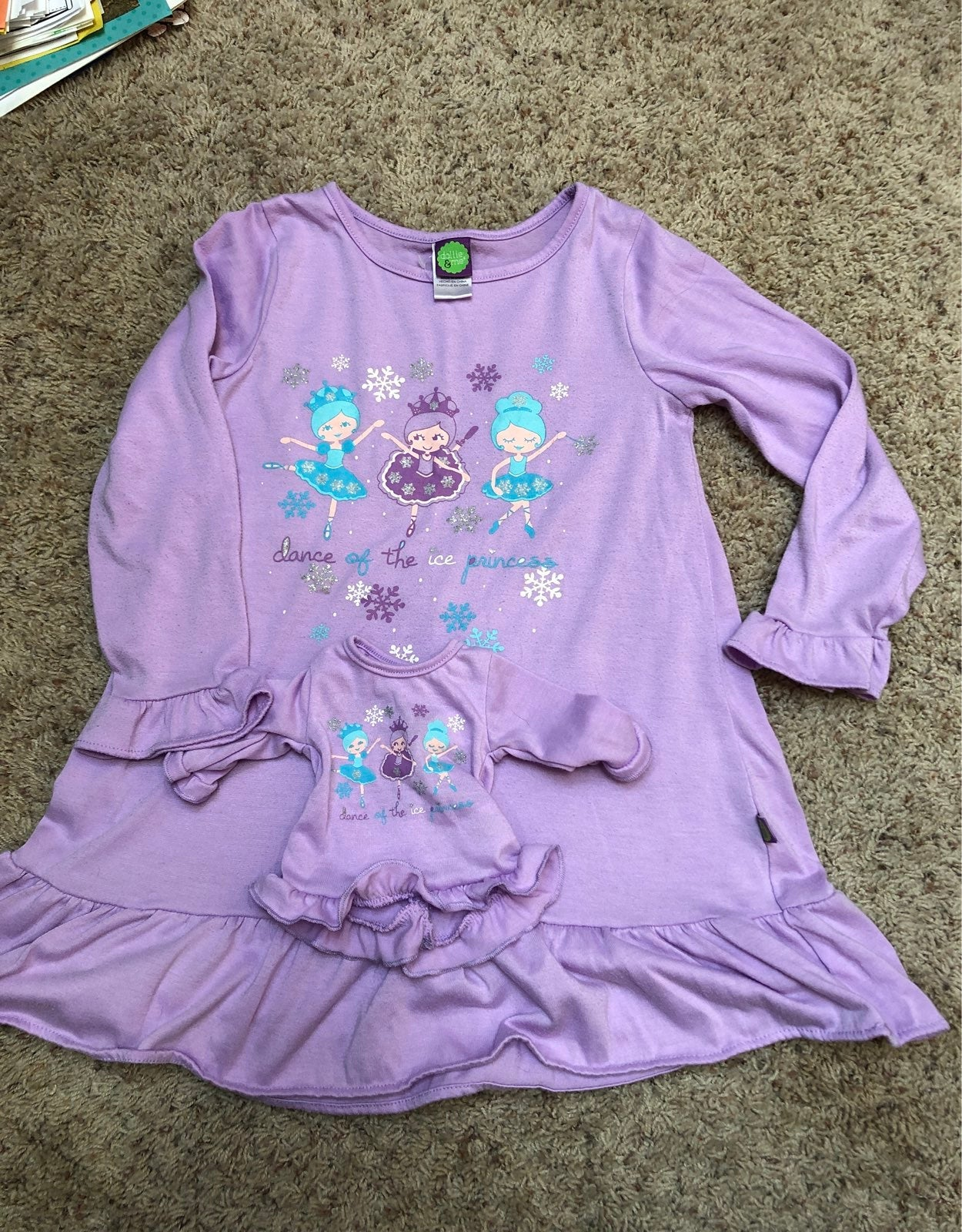 Dollie & Me Pajama Dress