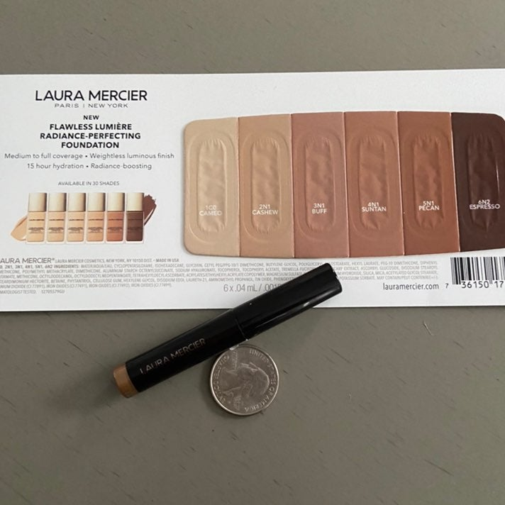 Laura Mercier Caviar Stick & Sampler