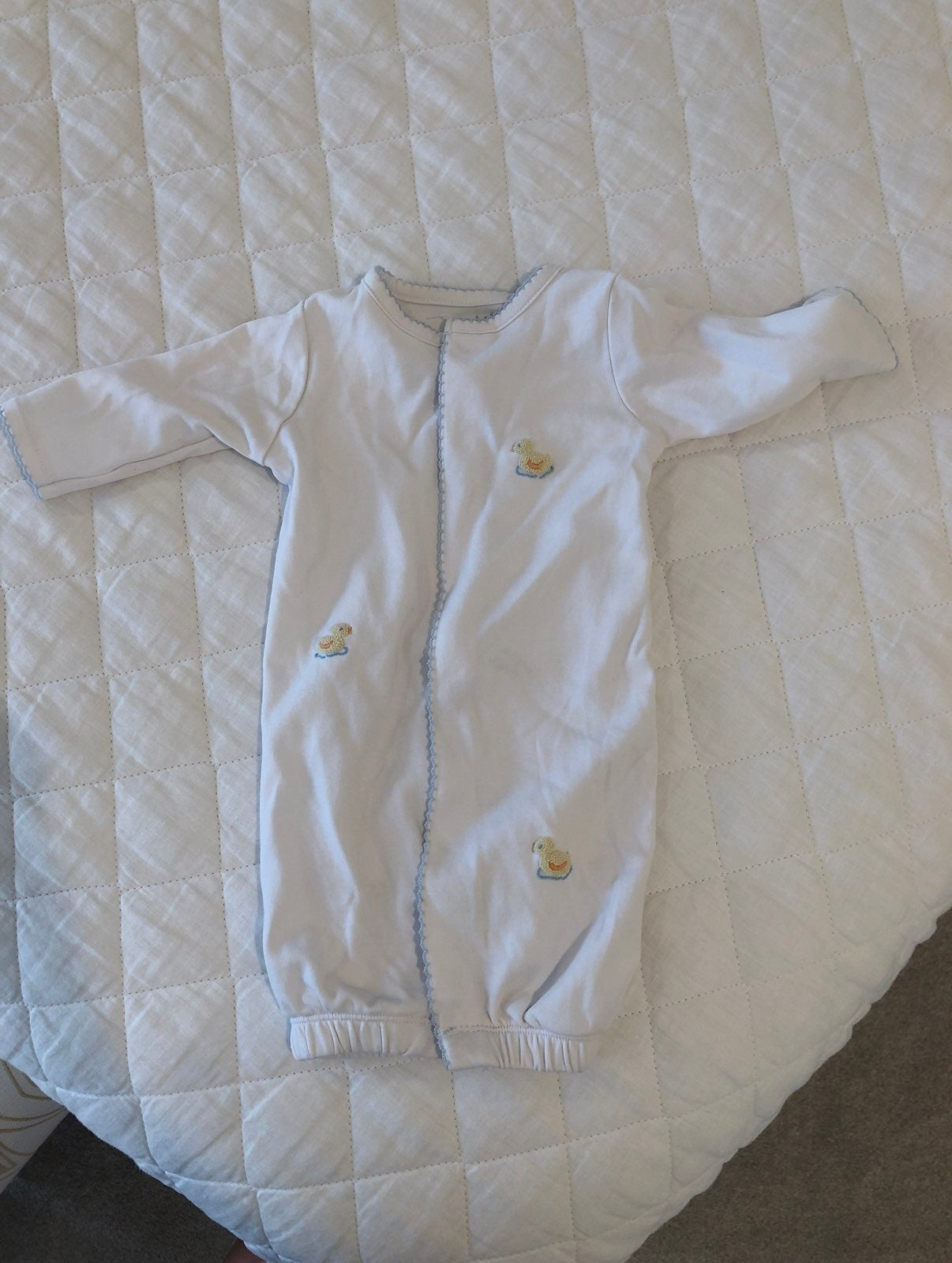 Mudpie baby gown