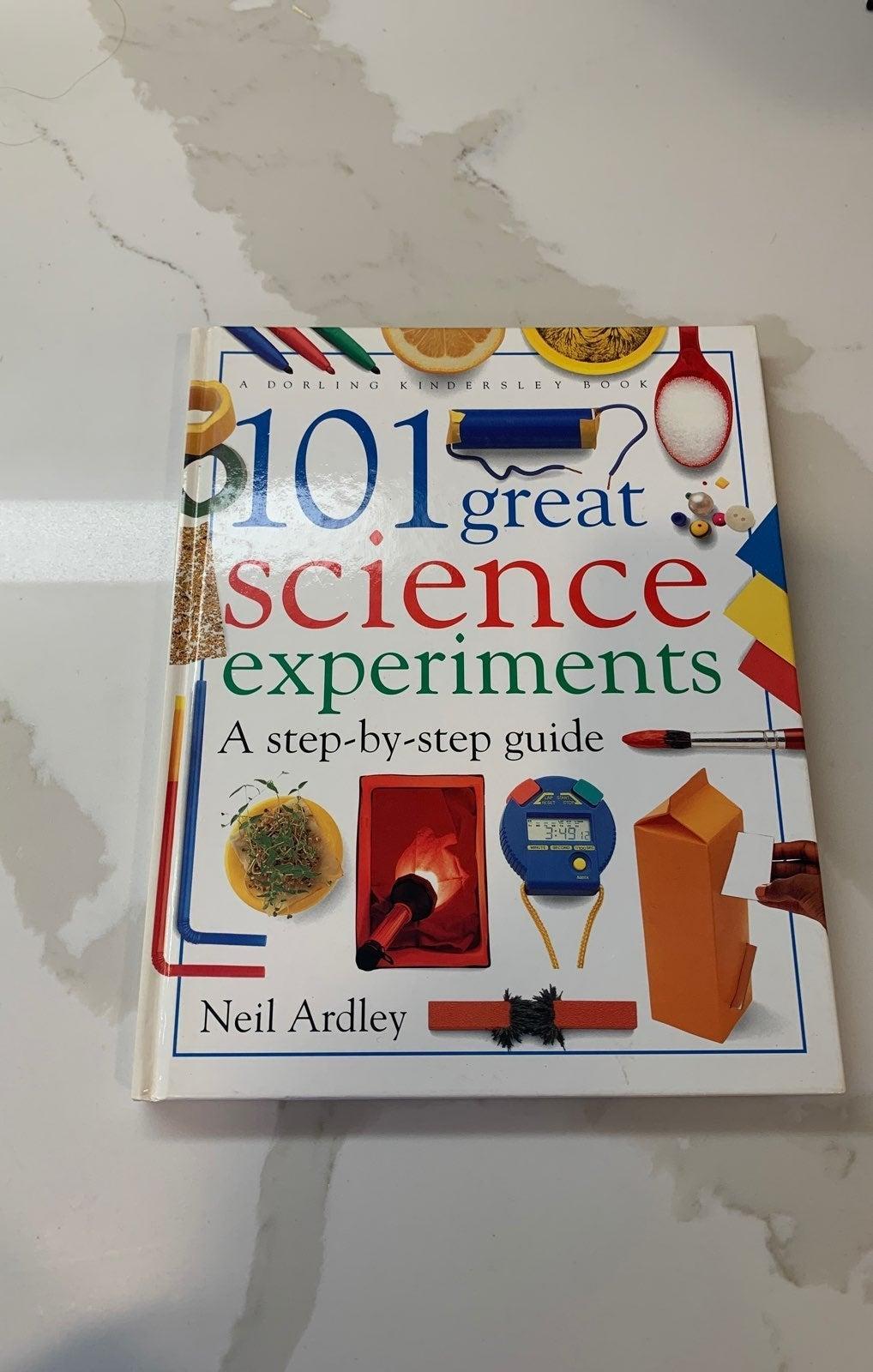 101 grade science experiments