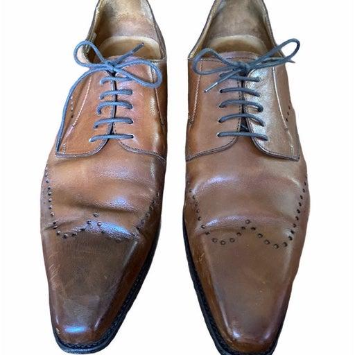 Paul Stuart Vintage Wingtip Oxford Shoes