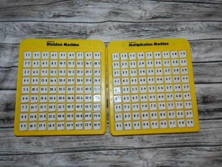 Lakeshore Learning Math Machines Lot Set
