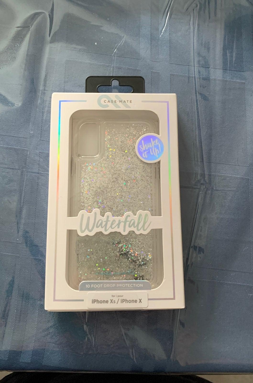 White Casemate iPhone X/Xs Case