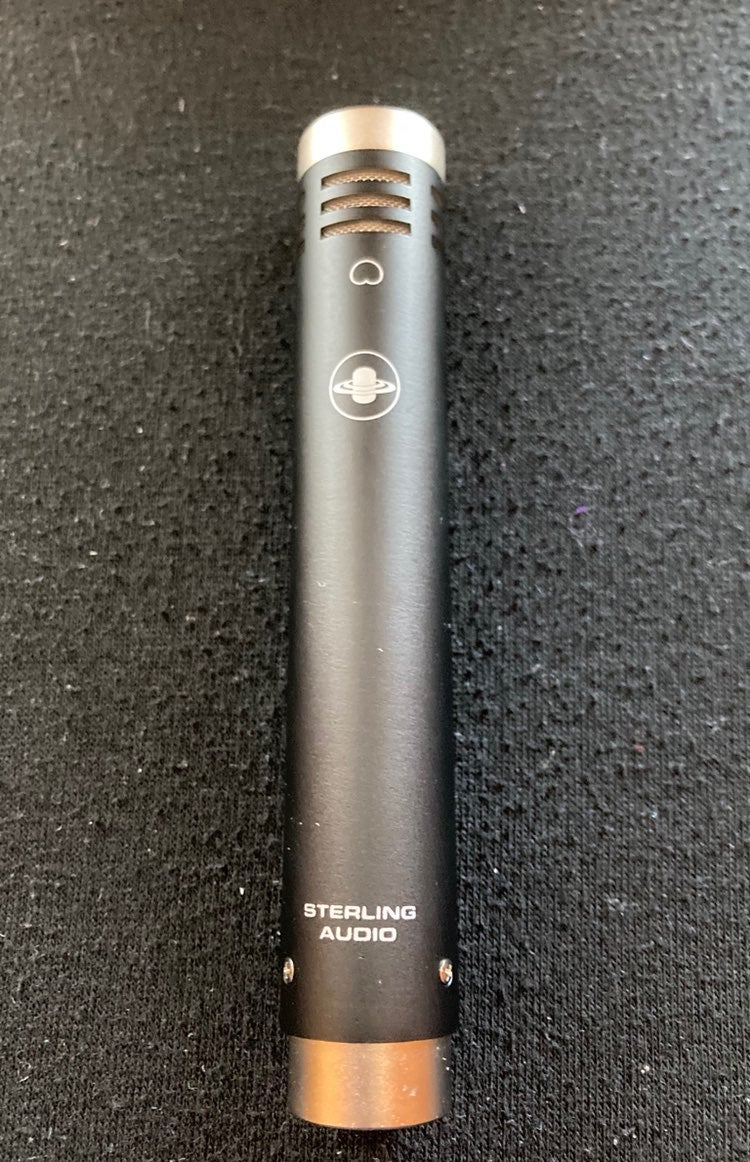 Sterling Audio Microphone