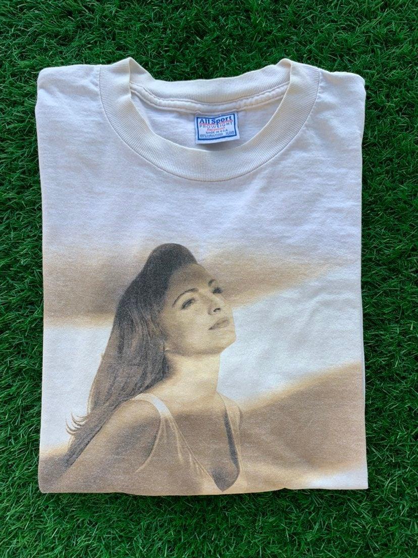 1996 gloria estefan tour t shirt