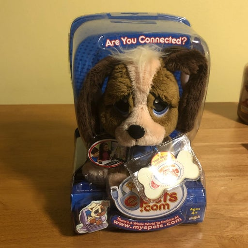 Rescue Pets MyEPets Puppy - NWT
