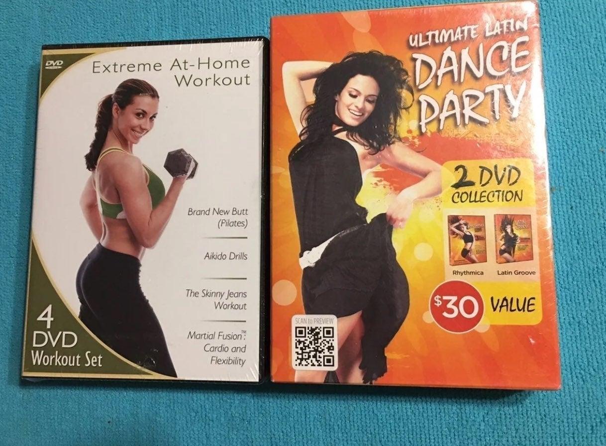 6pk Workout DVD Bundle