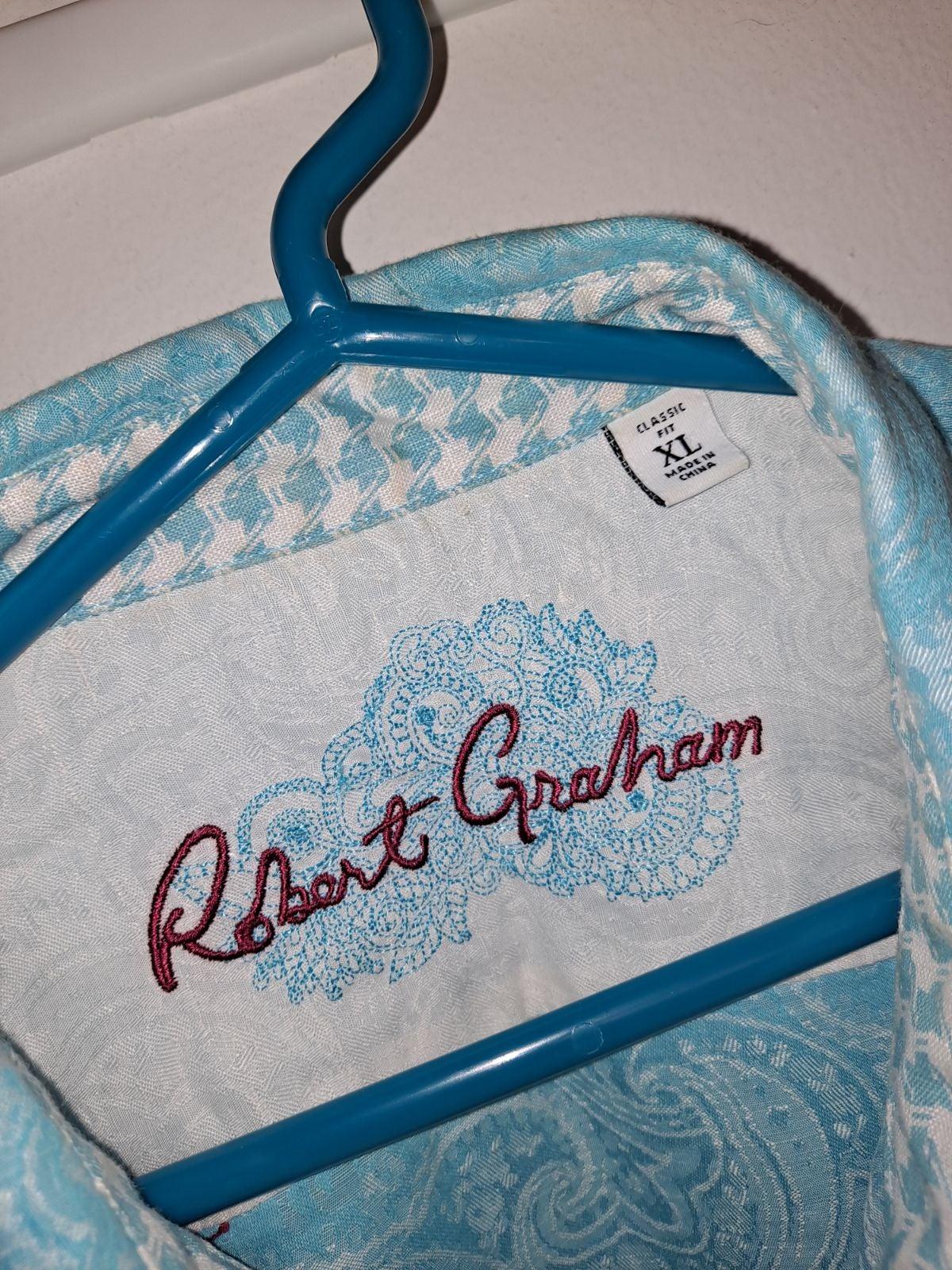 Robert Graham XL Shirt