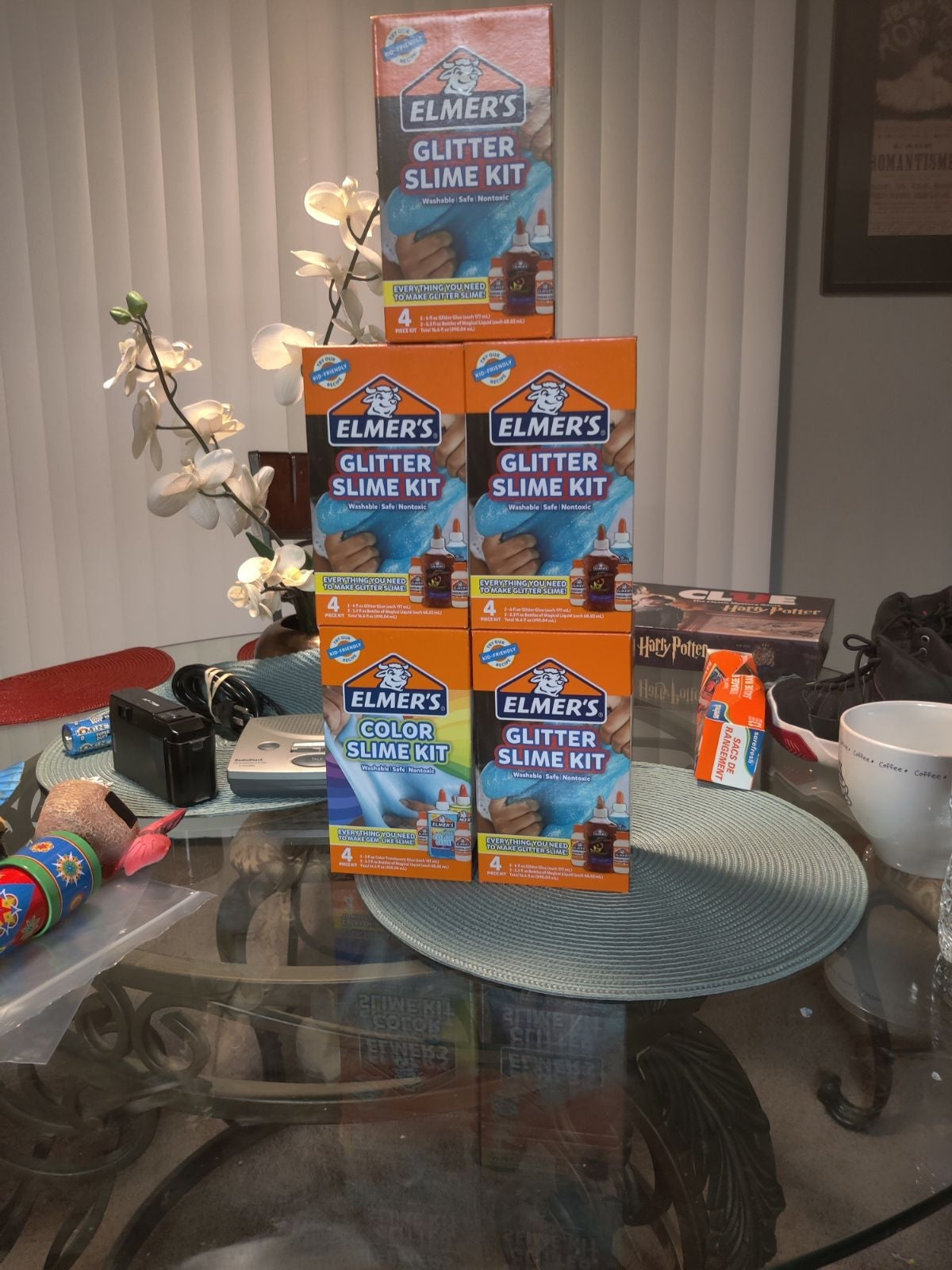 5 new elmer's slime kit