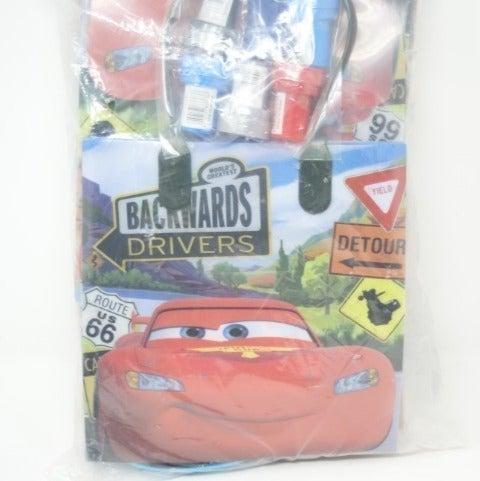Disney Cars Party Favor Set 6 Pack 42 Pc