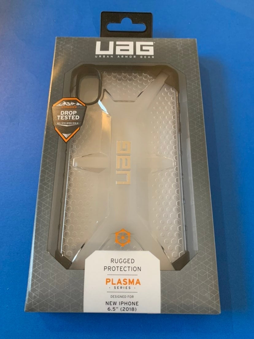 iPhone XS Max - UAG Plasma Series Case