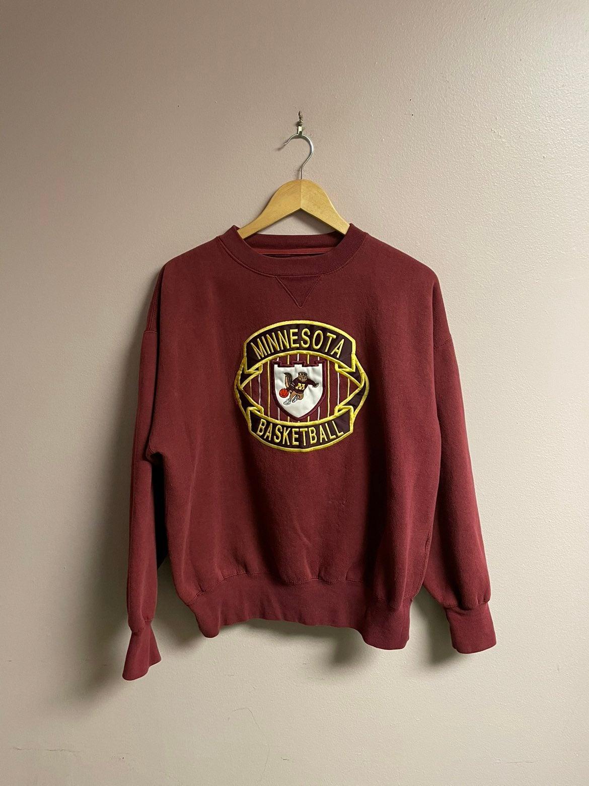 midwest embroidery minnesota sweatshirt