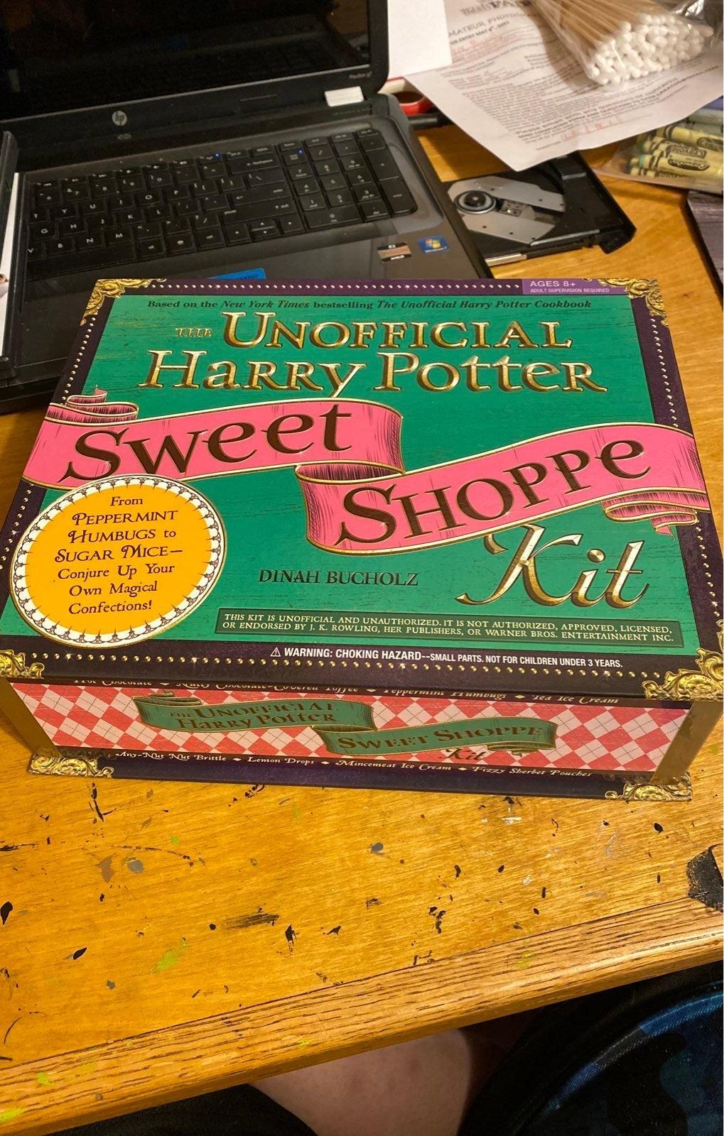 Harry Potter Sweet Shoppe
