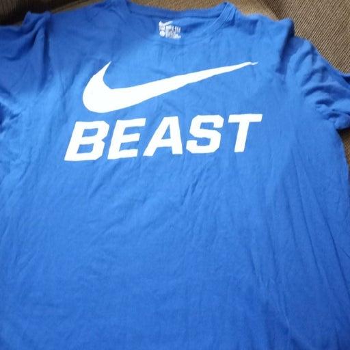 Nike beast tee