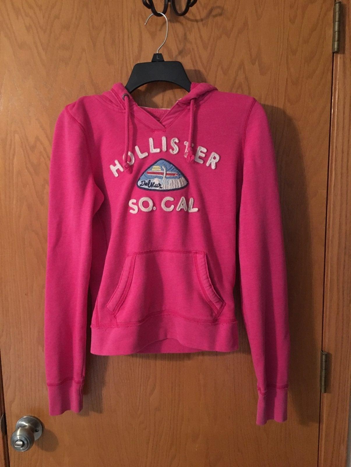 Hollister hoodie pullover sweatshirt
