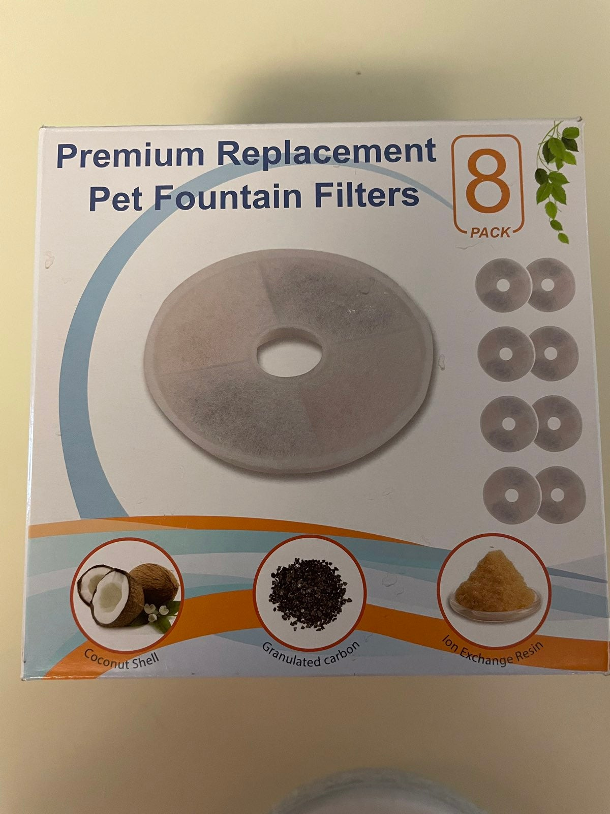 Catit Pet Fountain filters