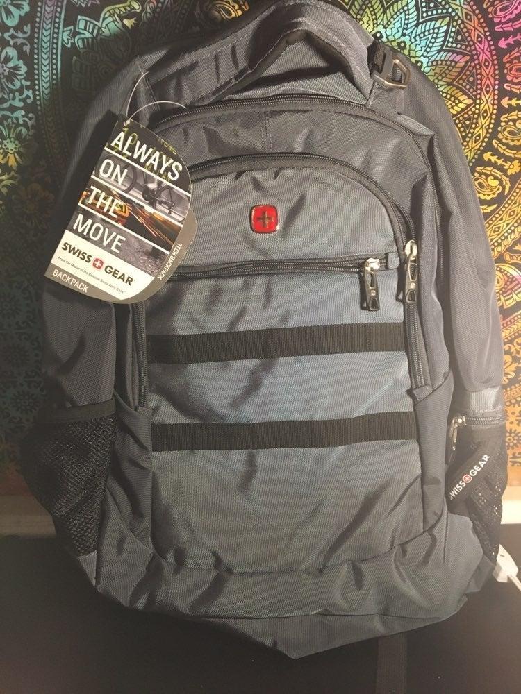 Swiss Gear Tech Backpack