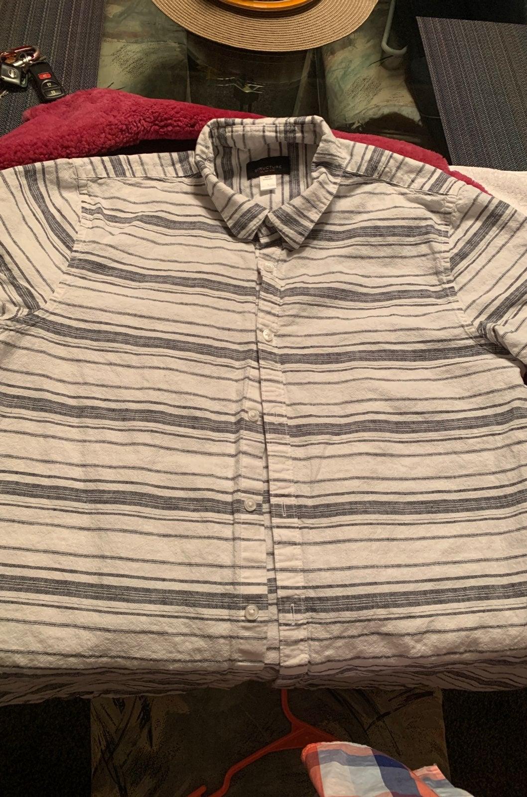 Bundle of men's button down shirt