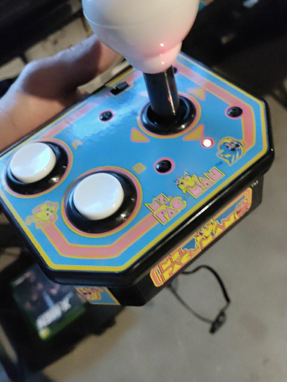 Ms Pac-Man plug and Play