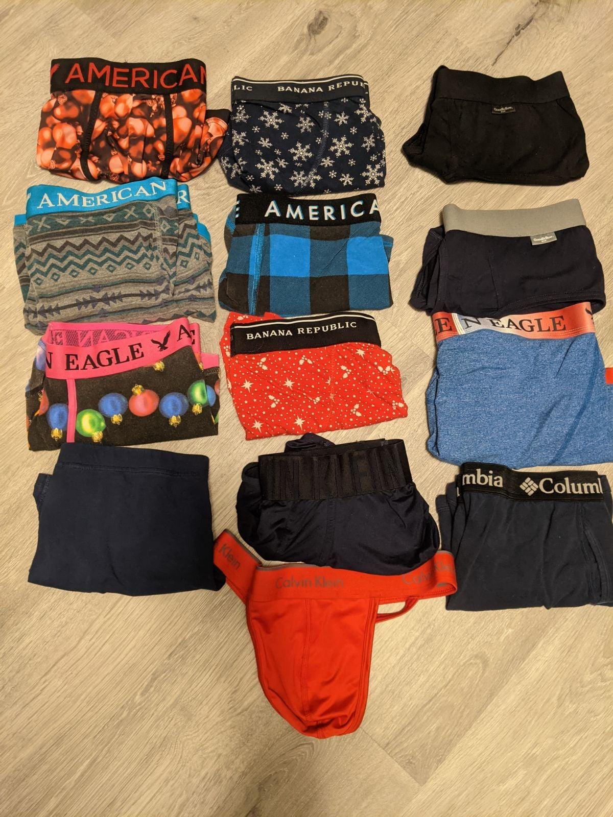 Assorted Underwear