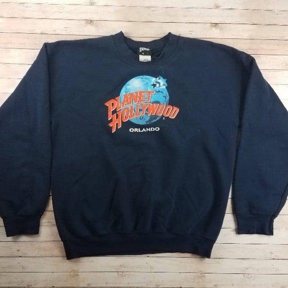 VTG 90s Planet Hollywood FLA Sweatshirt