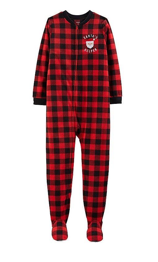 Carter's Girls Christmas Pajamas