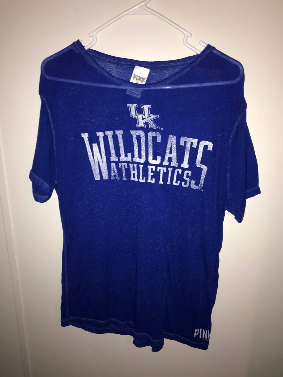 PINK vs Wildcats tee