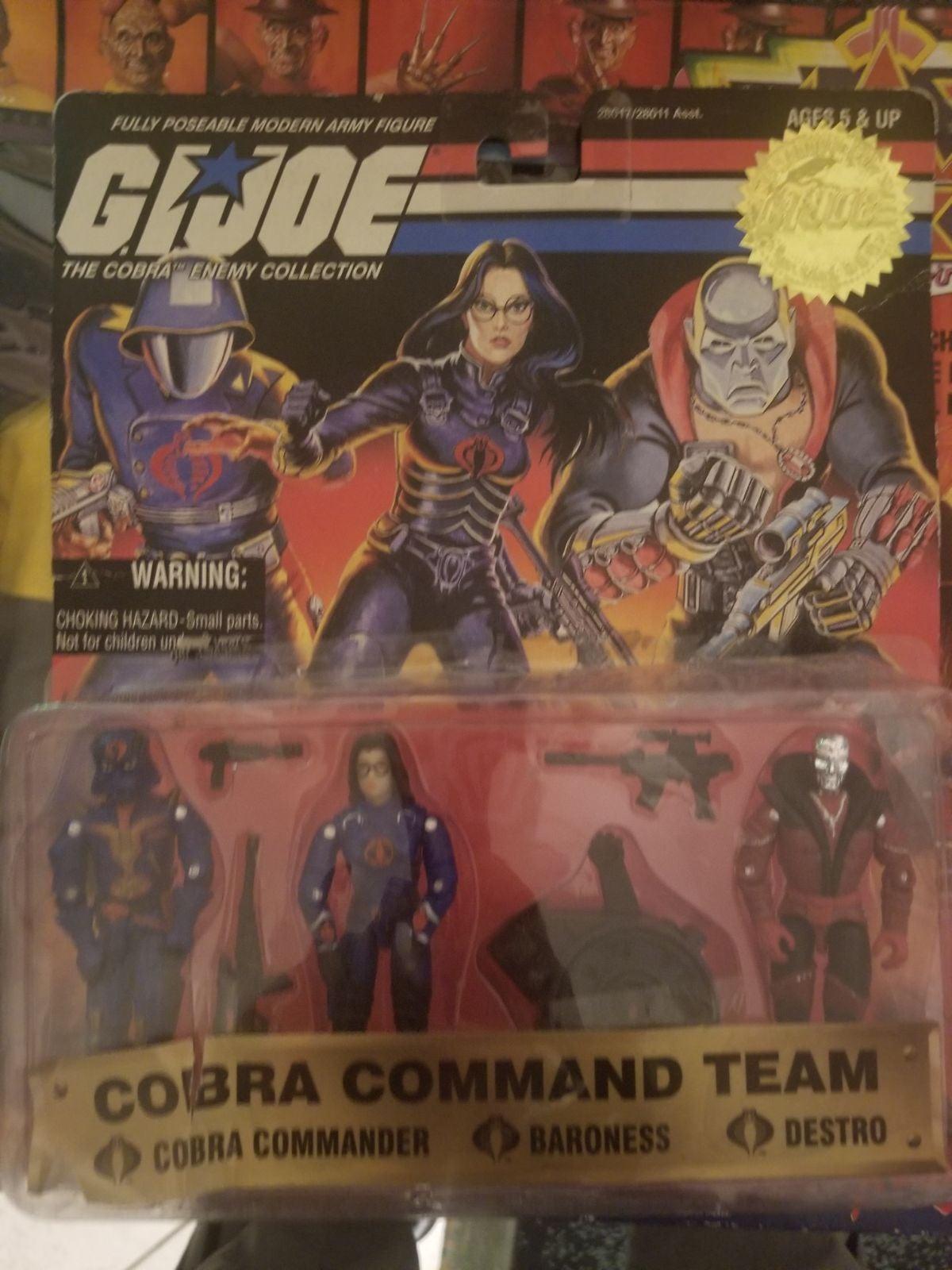 Gijoe cobra command team