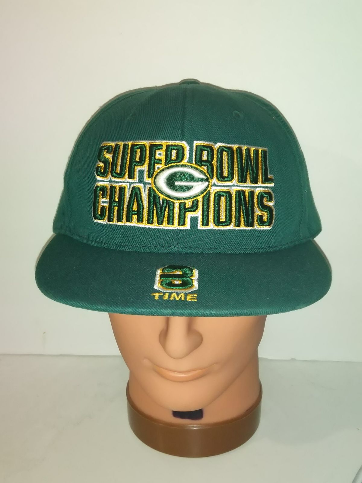 NFL Superbowl Champions Fitted Cap