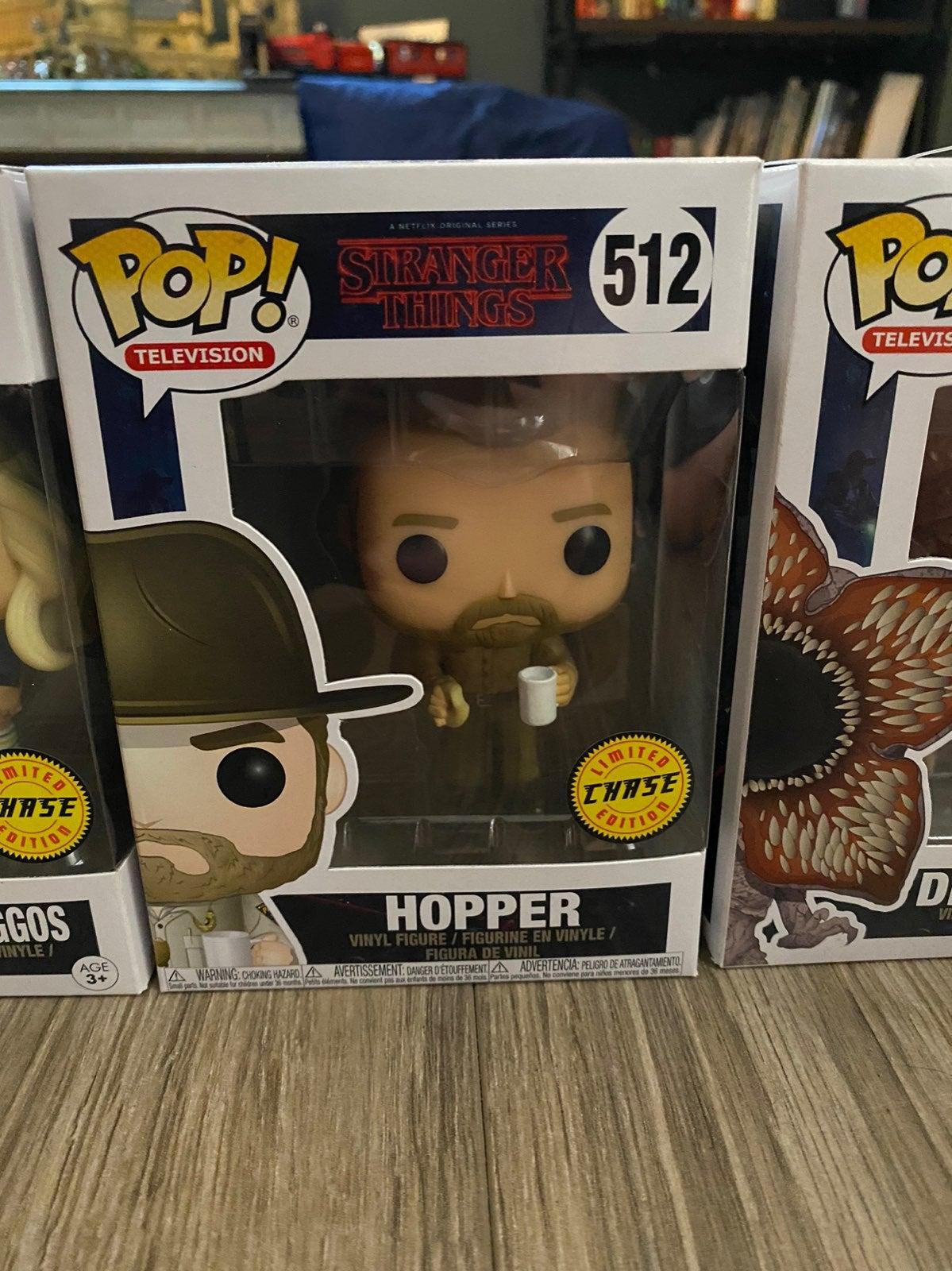 Hopper Chase For Heath Wilson