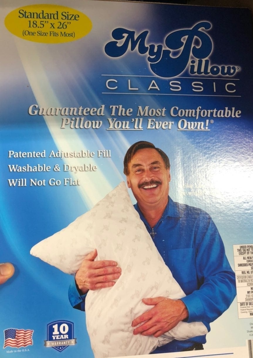 My Pillow Classic Standard Size