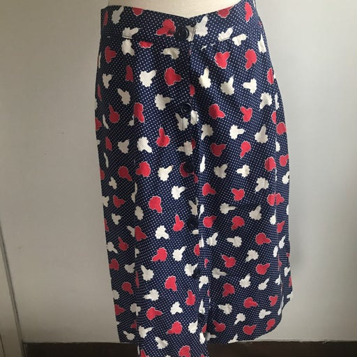 Vintage skirt 1960/70s size-sm