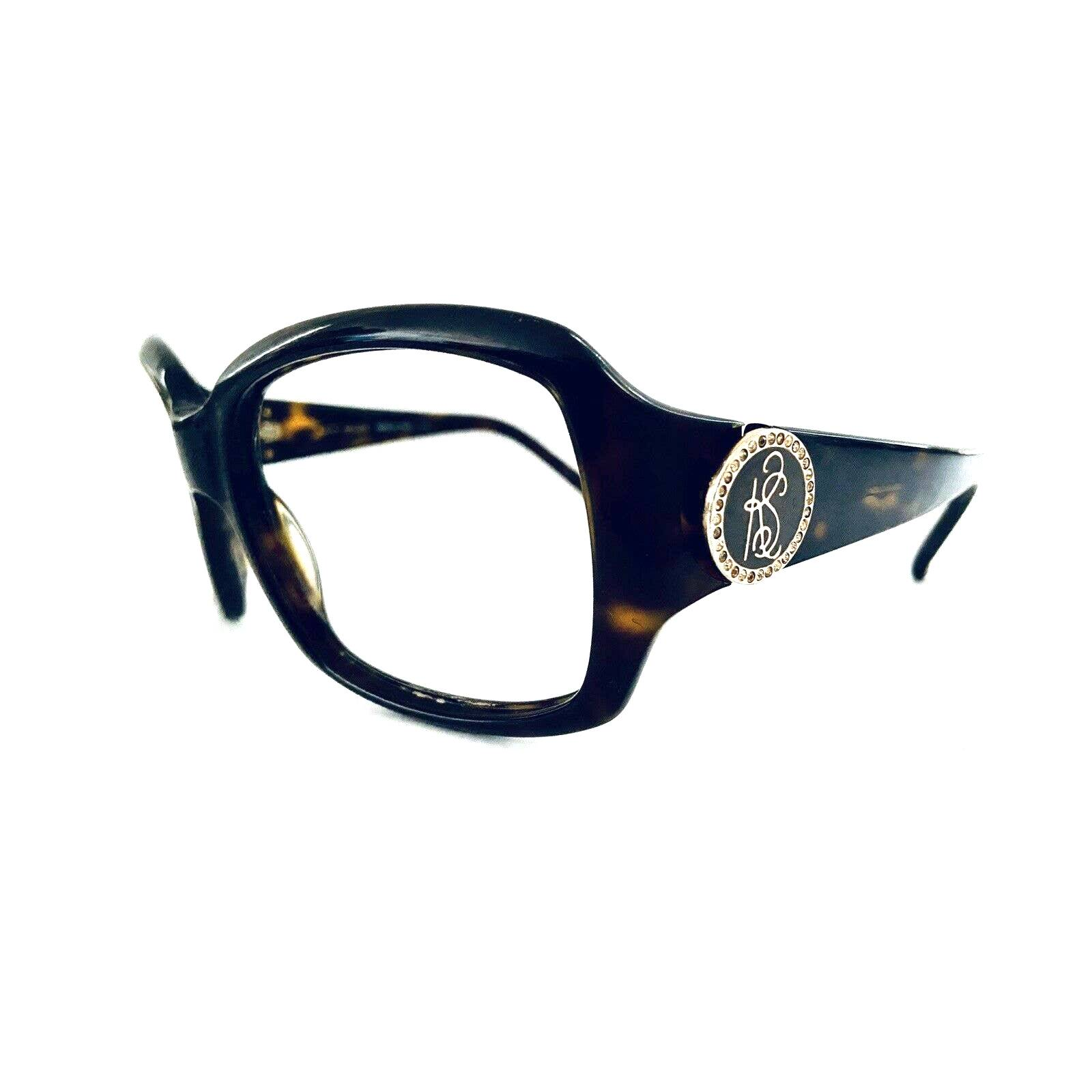 Kate Spade Oversize Oval Frame Glasses
