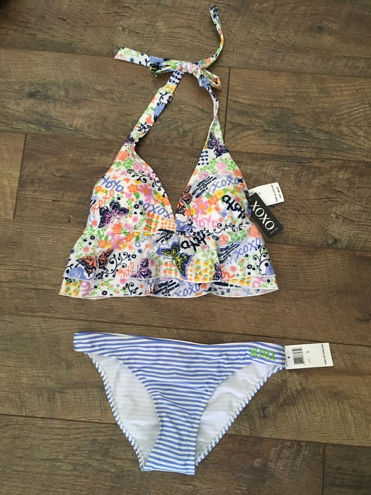 Brand New With Tags XOXO Brand Bikini Sm