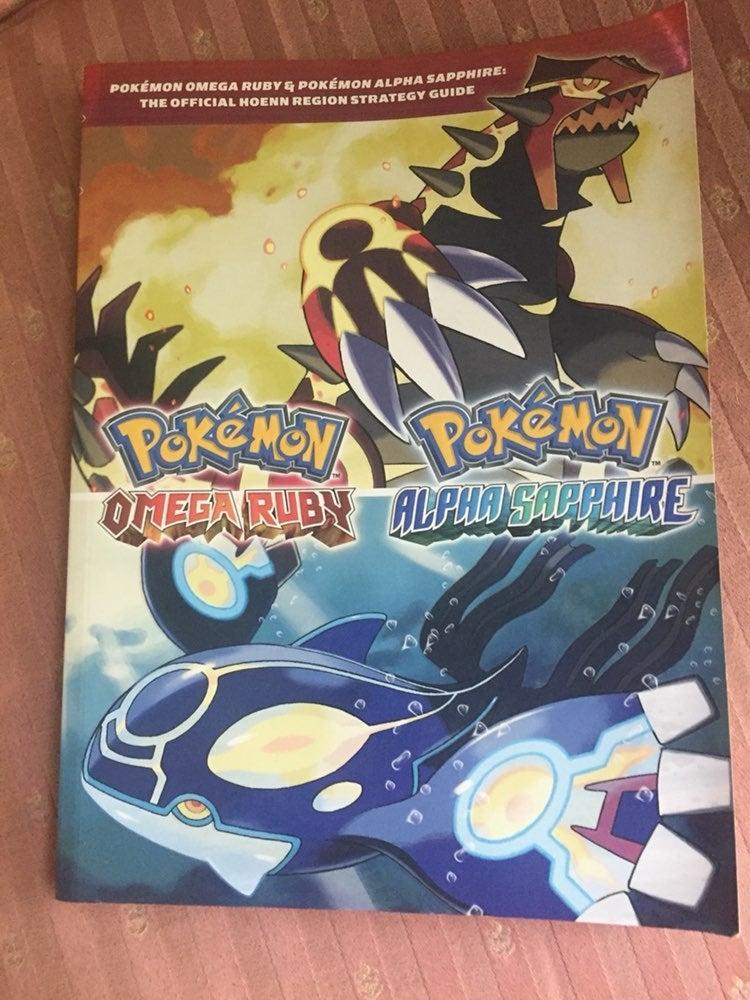 Pokemon Alpha Sapphire Omega Ruby Guide