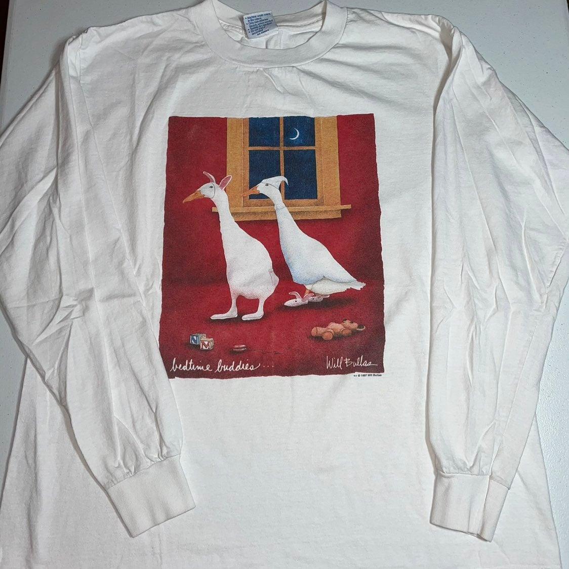 Vintage will bullas art shirt