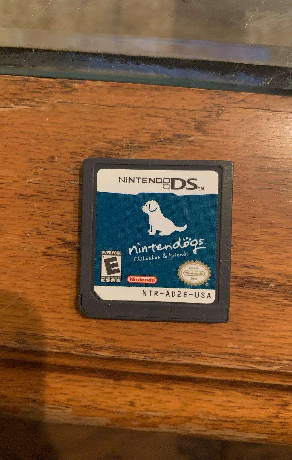 Nintendogs for Nintendo DS