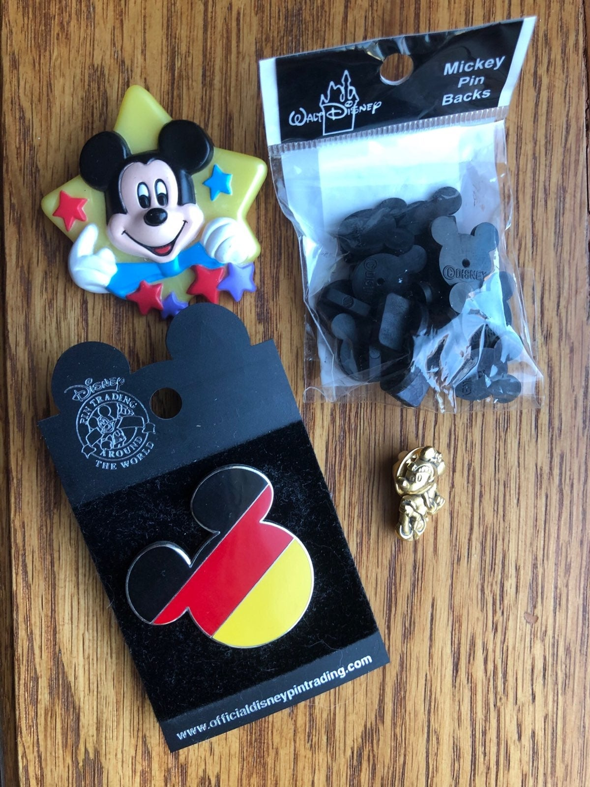 Mickey Mouse Pin Lot