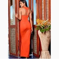 a8fdd10412 Venus Maxi Dress Orange Women s S