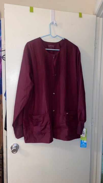NWT landau lab coat