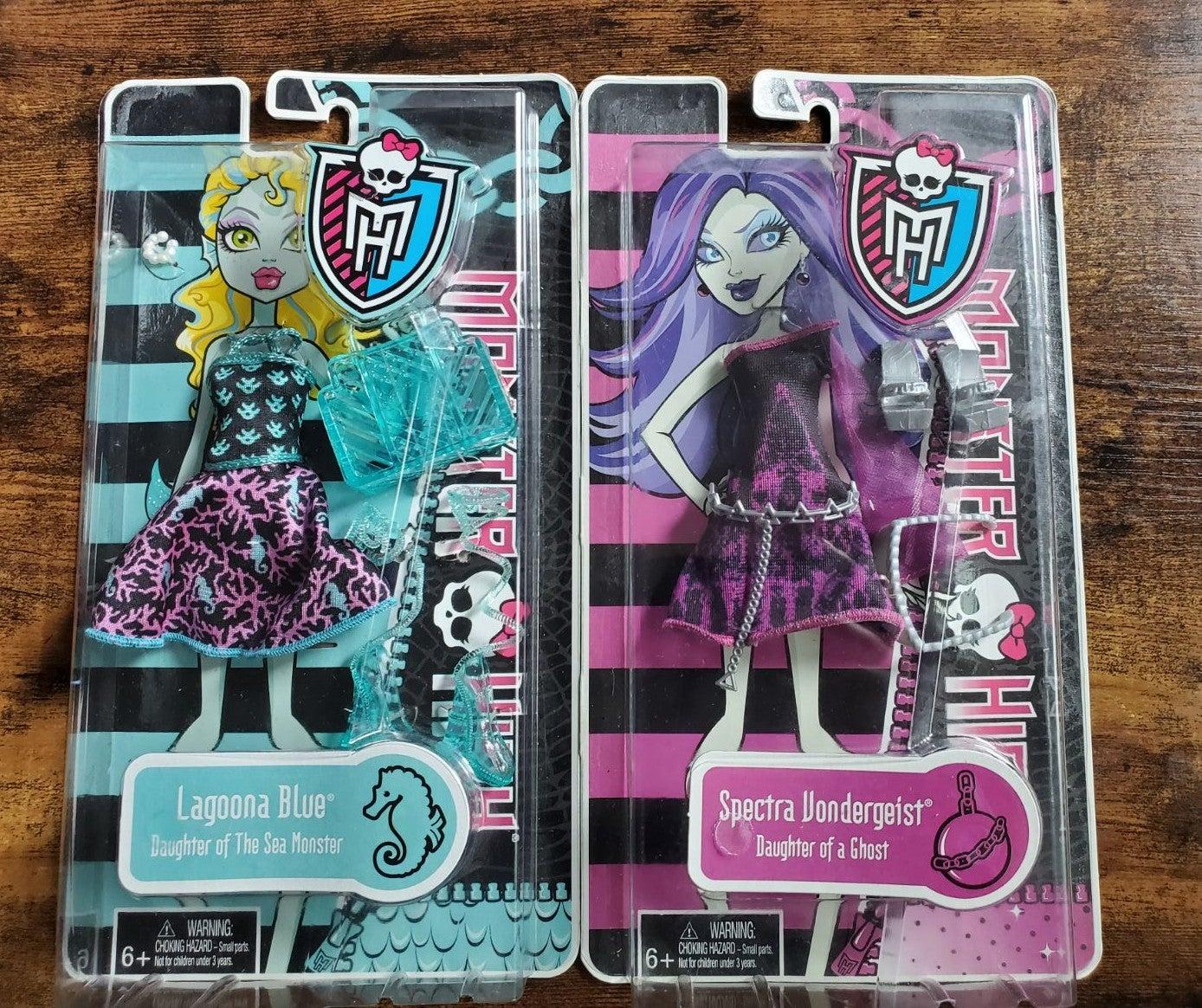 Monster High Fashion Pack Bundle